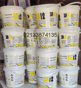 چسب بتن sa12 شیمی ساختمان-چسب بتن sa12-چسب بتن آببندی استخر