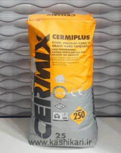 چسب کاشی cermix